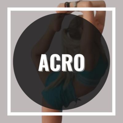 Acro-Dance/Spring