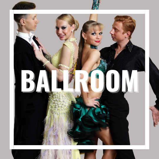 Ballroom/Salsa/Swing