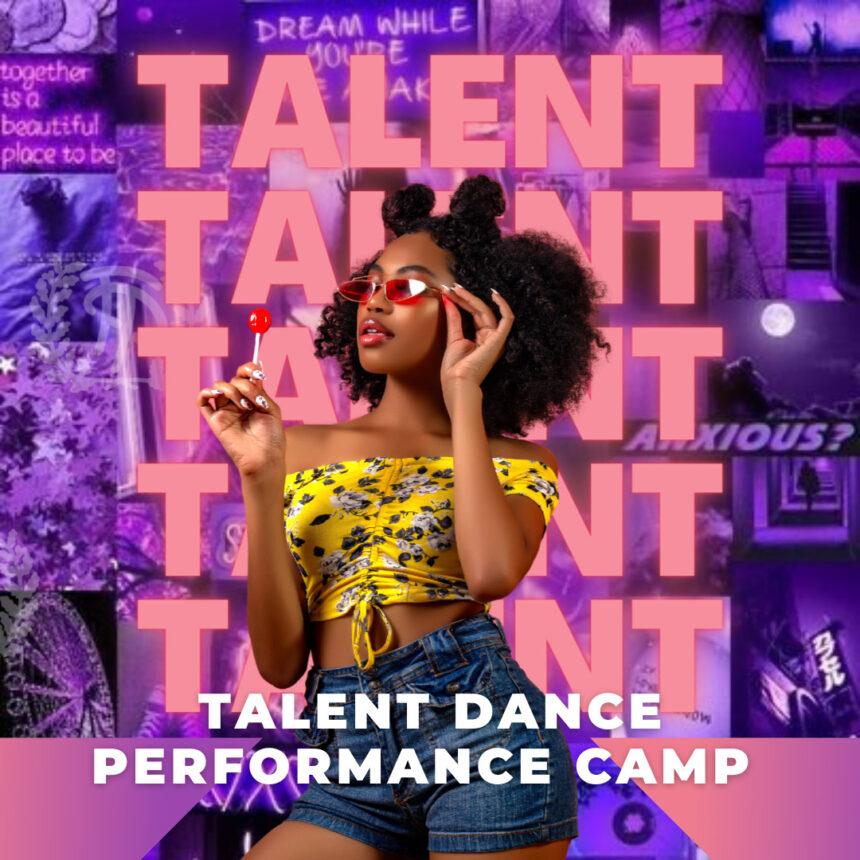Talent-Dance-Performance-Camp